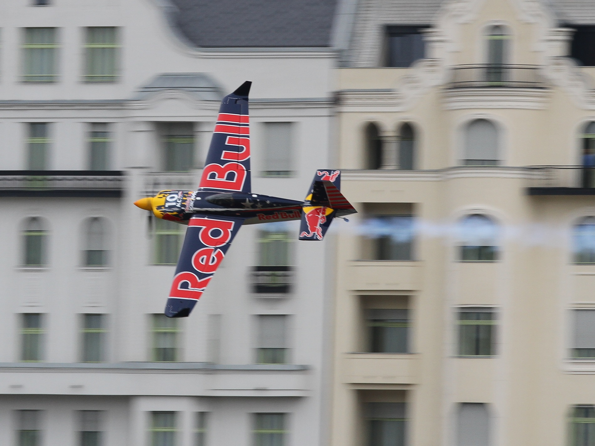 Red Bull Air race Budapest 2016
